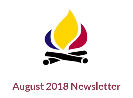 Aug 2018 Ox Newsletter