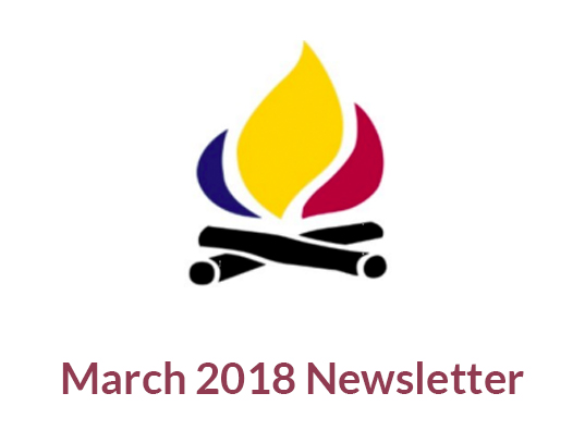 March 2018 Ox Newsletter